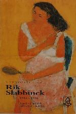 affiche retrospectieve Slabbinck 1993